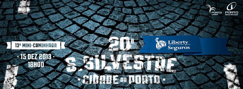 20 São Silvestre do Porto 2013