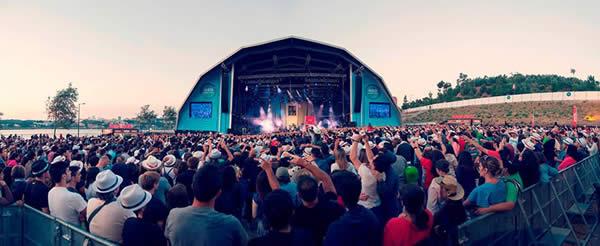 Festival Marés vivas 2014