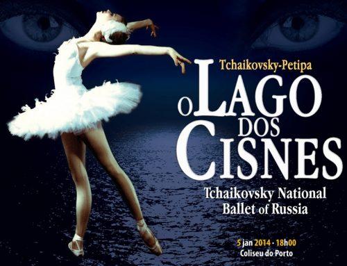 Swan Lake – Tchaikovsky (National Ballet of Russia) – Coliseu do Porto