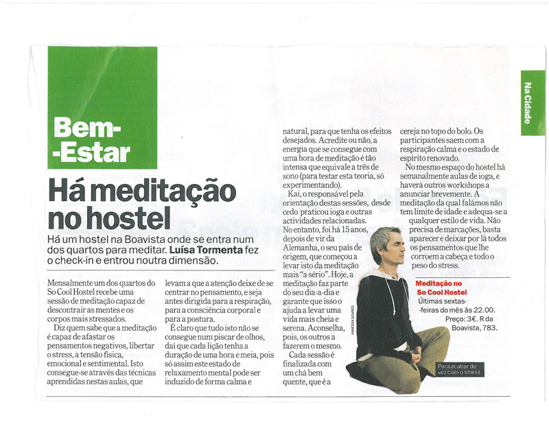 So Cool Hostel Porto by Timeout